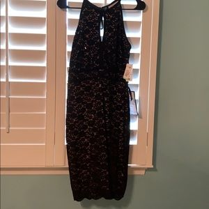 *New with tags* black cocktail dress